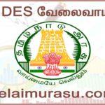 TN DES Recruitment